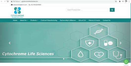 Development Cytochrome Lifesciences